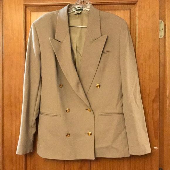 Austin Reed Jackets Coats Austin Reed Wool Gabardine Womens Blazer Size 2 Poshmark